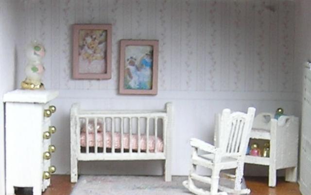 CHM - Dutch Baby House Nursery Kit | eBay