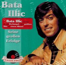 CD NEU/OVP - Bata Illic - Seine großen Erfolge - Schlager Juwelen