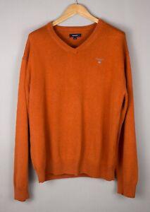 GANT Herren Freizeit Strick Pullover Größe XL AVZ1005