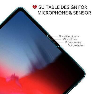 Anti-Glare Matte 2018 Tempered Glass Screen Protector Guard For iPad Pro 11