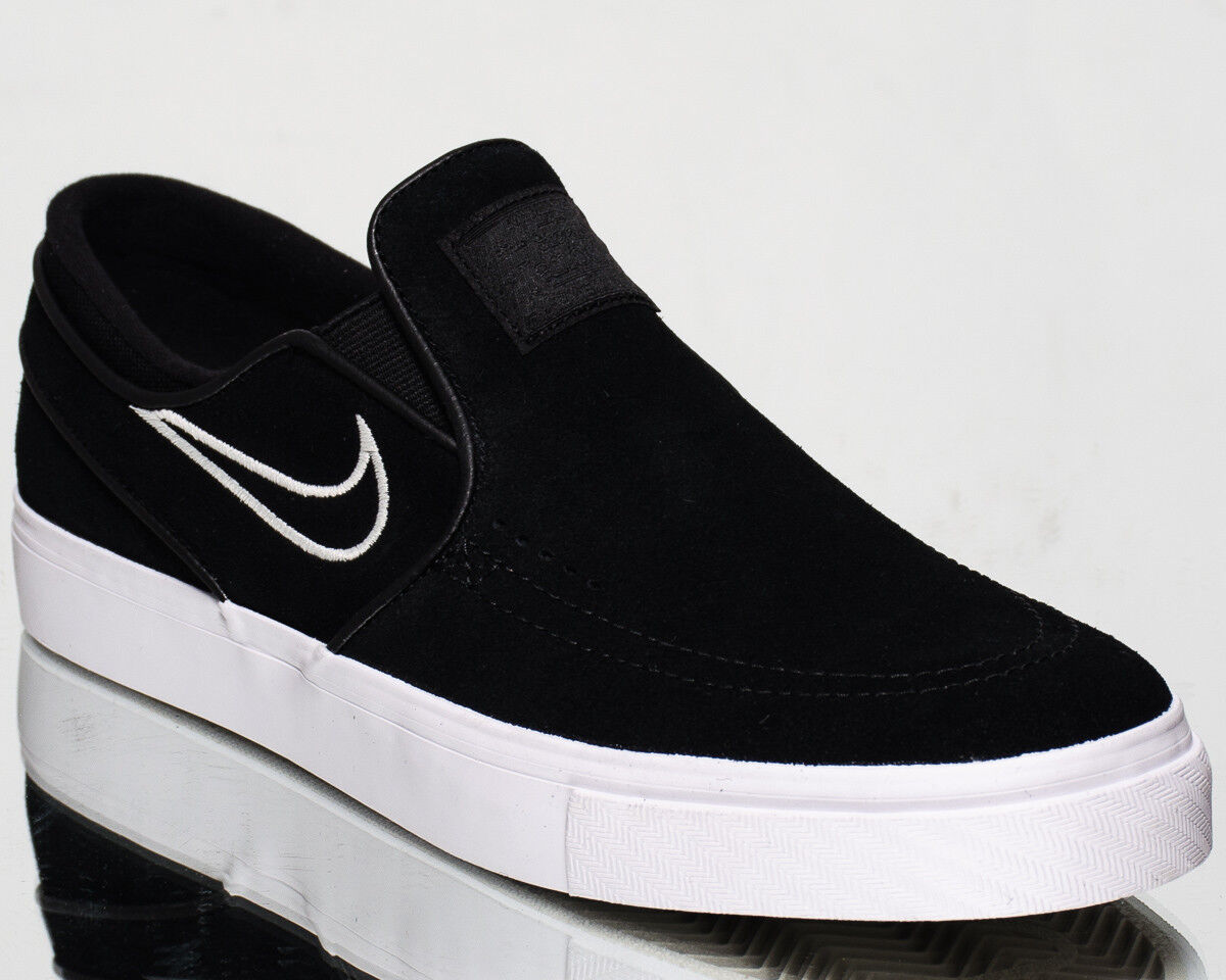 Nike SB Zoom Stefan Janoski Slip men lifestyle Turnschuhe NEW schwarz 833564-004