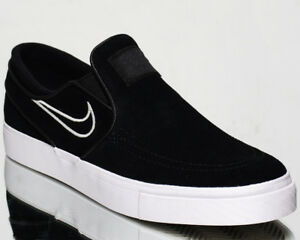 e97af84a13b6 Nike SB Zoom Stefan Janoski Slip men lifestyle sneakers NEW black ...