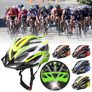 Outdoor Sport Cycling Protective Helmet Bicycle Bike Adult Unisex Adjustable