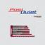 POSI QUIET Ceramic Pads BPK57095 F/&R PREMIUM Drill Slot Brake Rotors