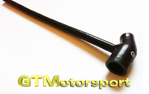 Audi-S2-Coupe-20V-Turbo-3B-Kurbelgehaeuse-Entlueftung-Silikon-Schlauch-Breather