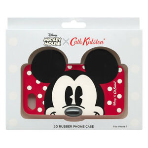 New-CATH-KIDSTON-Disney-Mickey-Mouse-3D-Phone-Case-Cover-Fits-iPhone-7