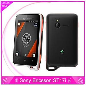 Details about ST17 Original Sony Ericsson Xperia active ST17i ST17a 3G  Android OS WIFI GPS 5MP