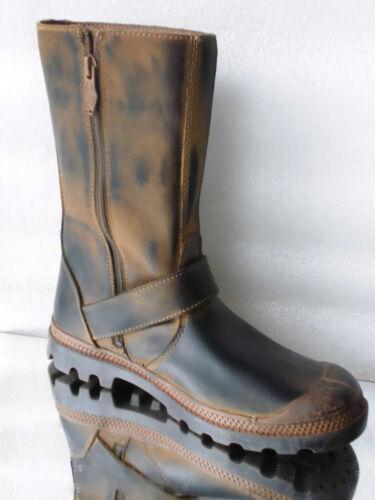 39 Stivali Nuovo con Fade 5 pelle palladio Engiener da alti Dimensioni Pampa uomo Tan in 03081241 Lea 6wqxr1U6a