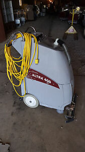 Image Is Loading Cfr Altra 400 Sp Self Contained Carpet Extractor