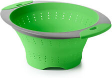 OXO Good Grips Silicone Collapsible Strainer 2 Quart