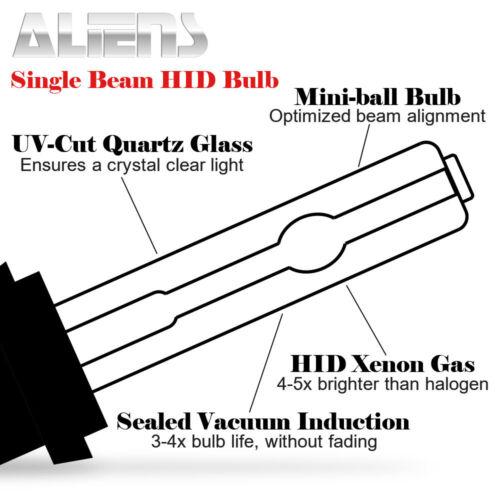 55W 880//881 HID Light Xenon Kit Conversion High Fog Light All Colors ERROR FREE