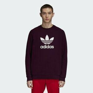 Mens Clothing adidas Originals Mens OG Crew Sweater
