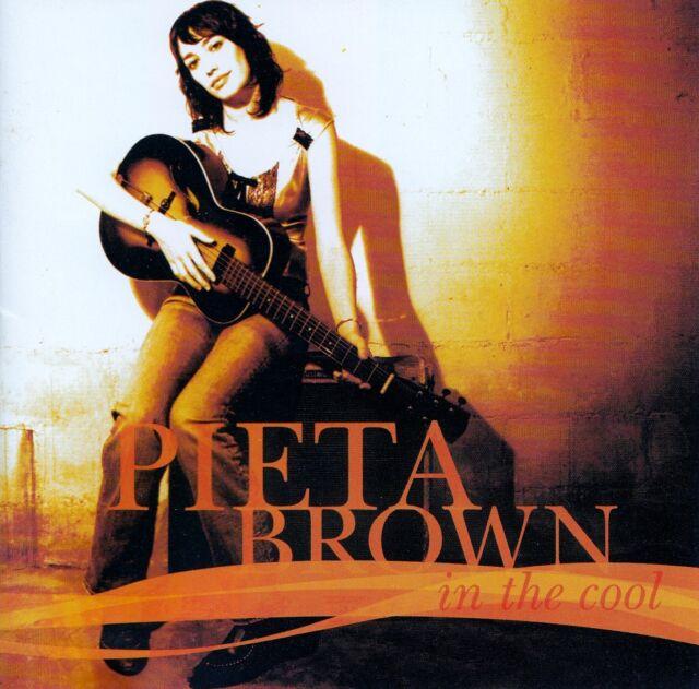 PIETA BROWN : IN THE COOL / CD