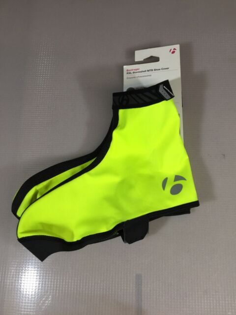 Bontrager Road Shoe Cover RXL Yellow Stormshell or Sport Black Neoprene XXL