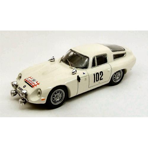 ALFA ROMEO TZ 1 N.102 TDC 1964 1 43 Best modello Auto Competizione Die Cast