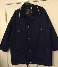 Vintage Bogner Navy Blue Fire & Ice Ski Jacket Men's Small