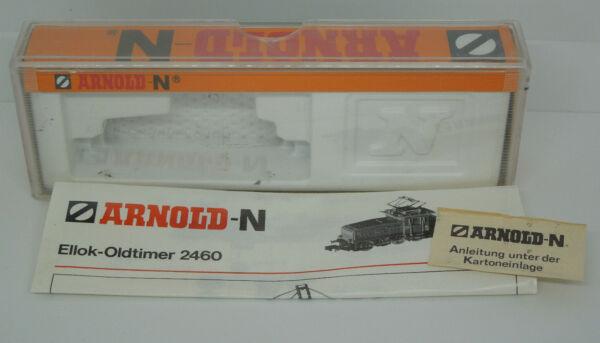 100% Vero Arnold Spur N 2460 Imballaggio Vuoto Con Istruzioni