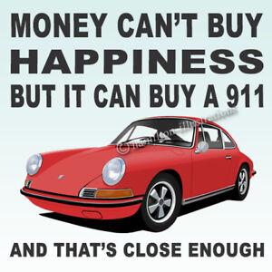 Porsche 911 912  Art illustration Drinks Coaster