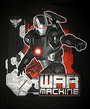 Marvel/DC: WAR MACHINE 2 T-Shirt (L) - 40% OFF, SALE (Ironman)