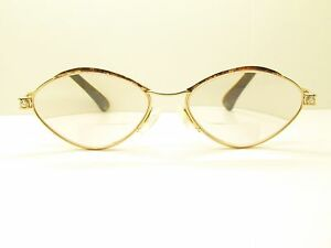 80d7da6300 Neostyle Dynasty 875 Eyewear FRAMES 54-16-130 Gold Oval TV6 31579