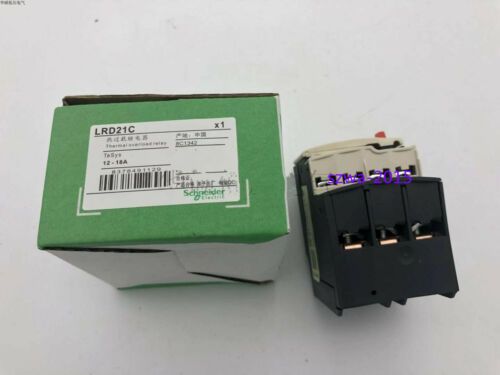Details about  /1pcs New LRD21C 12-18A Schneider Relay