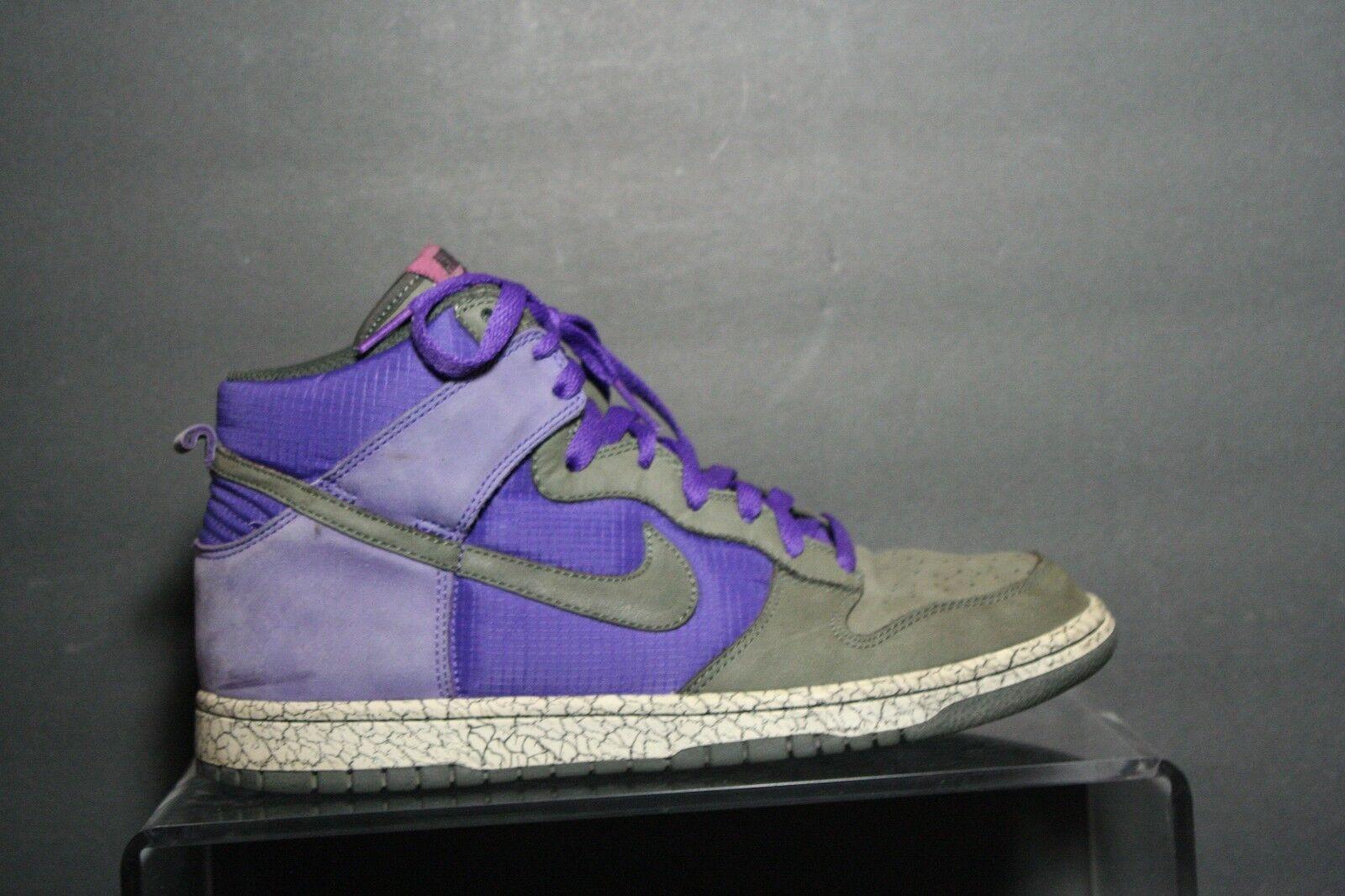 Nike shox gravità sequoia verde ar1999-300 scarpe taglia 10 uomini pennino