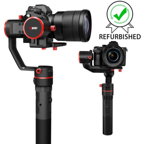 FeiyuTech a1000 3-Axis Single Handle Stabilizer Gimbal for Mirrorless Cameras