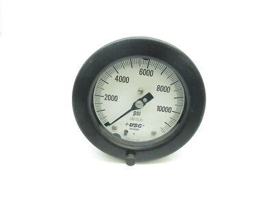 Hydraulics, Pneumatics, Pumps & Plumbing Air Pressure Gauges Usg Solfrunt Pressure Gauge 0-13000psi 5-1/2in 1/2in Npt Ideal Gift For All Occasions
