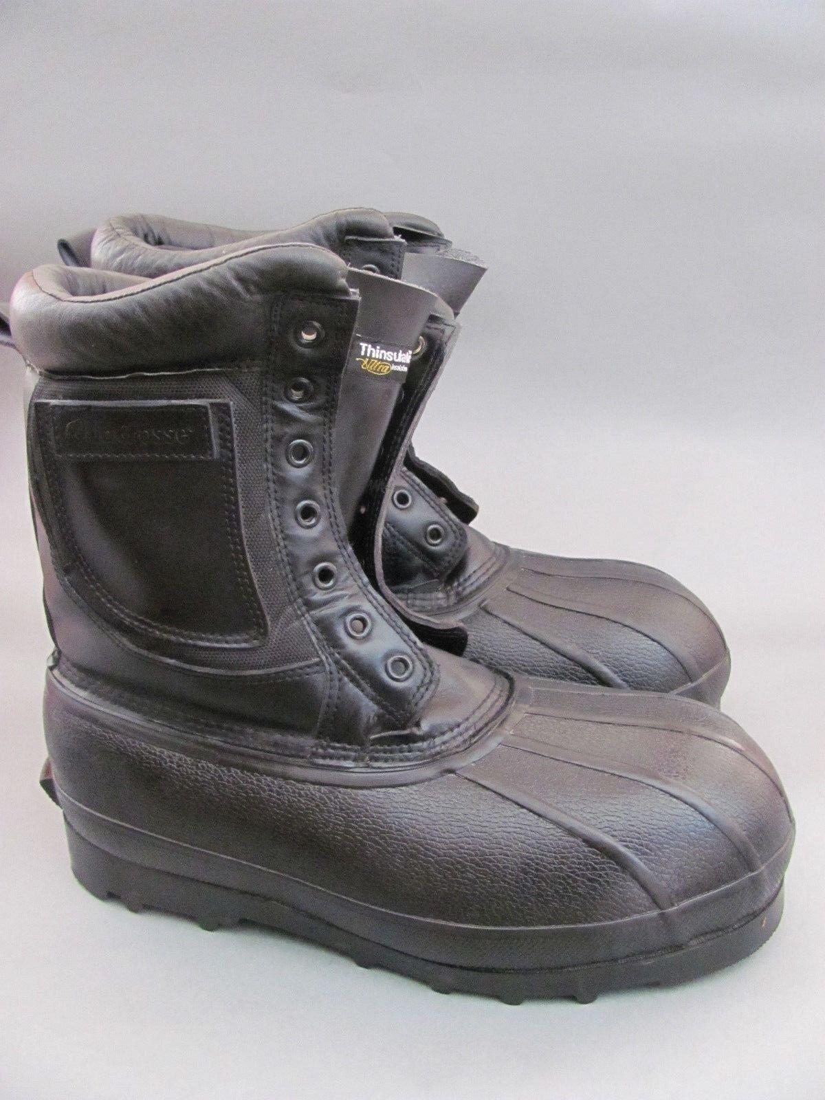 LaCrosse Iceberg Thinsulate Lined Non-Metallic Toe Boot, Men's 9