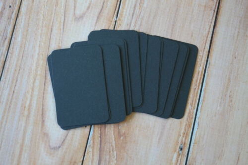 Vintage Colour Business Cards 50pc blank DIY wedding craft name place note cards