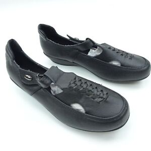 35e0b25eaed New Women s Beacon Black Leather Casual Comfortable Stylish Loafer ...