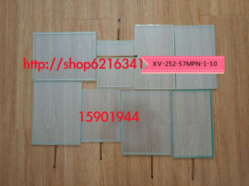 For 1pcs XV-252-57MPN-1-10 touch screen glass panel
