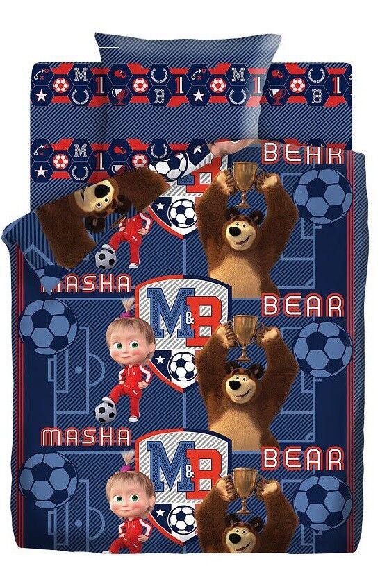 Baby bedding bedding bedding Masha and the bear 384cec