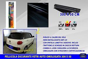 Pellicola Vetri Oscurante 3m Adesivo Per Auto Nero Adesivi Kit