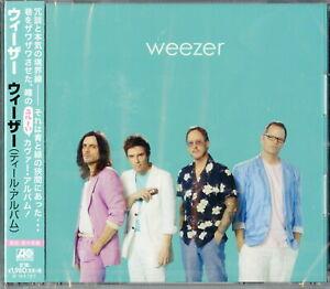 WEEZER-S/T-JAPAN CD E20