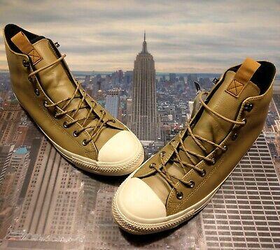 Converse Chuck Taylor All Star Hi High Top TeakBlack Driftwood Size 11 162385c | eBay