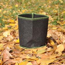 5PCS x 2 Gallon Fabric Grow Pots Grow Bags Smart Dirt Plant without Handles