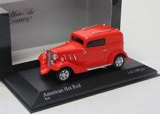 American Hot Rod/rojo/Minichamps 1:43