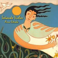 Anna Estrada - Sonando Vuelos - 10 Track Music Cd - Sealed - F516
