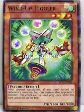 Yu-Gi-Oh - 1x Wind-up Juggler-shatterfoil rare-bp03-Monster League