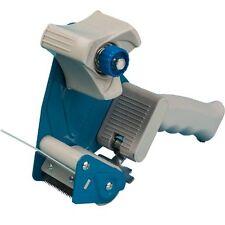 Heavy Duty Packaging Tape Dispenser Gun With Adjustable Break 2 Width Packing