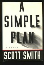A Simple Plan by Scott B. Smith (1993, Hardcover)
