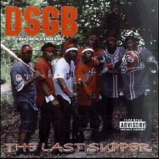 Dsgb: Last Supper Explicit Lyrics Audio Cassette
