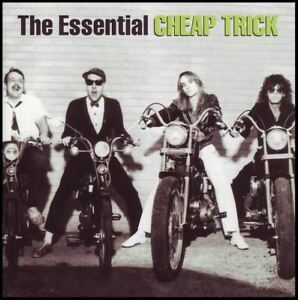 CHEAP-TRICK-2-CD-THE-ESSENTIAL-DREAM-POLICE-THE-FLAME-70-039-s-ROCK-NEW