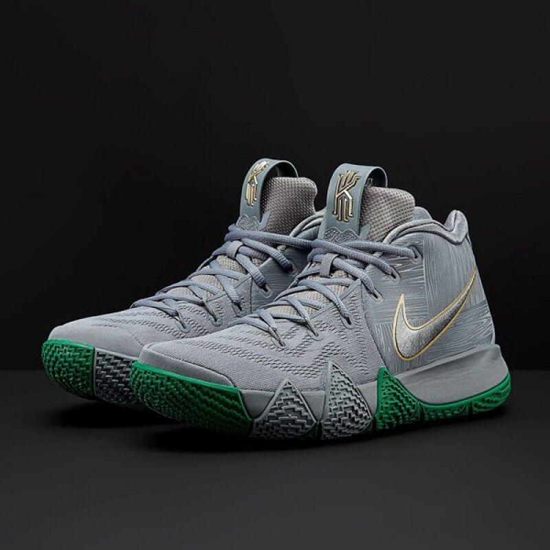 Nike Kyrie 4 City Guardians Celtics Size 9. 943806-001 Jordan Kobe