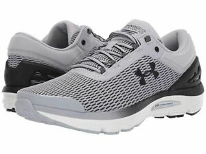 Grey Gym Running Sneakers Sports Shoes
