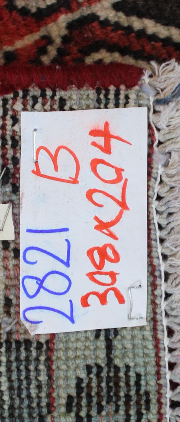 Tradizionale Lana Fatto Fatto Fatto A Mano Vintage Classico Tappeto Orientale Zona Tappeto 308 x 204 cm 125d0a
