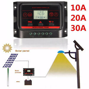 10A-20A-30A-LCD-Auto-PWM-Solar-Panel-Regulator-Charger-Controller-Dual-USB-24V-G