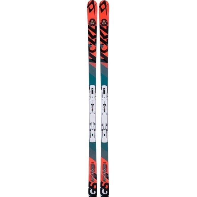 Volkl RaceTiger SpeedWall GSR WC Racing Skis, 196cm, 35m radius, season 2015
