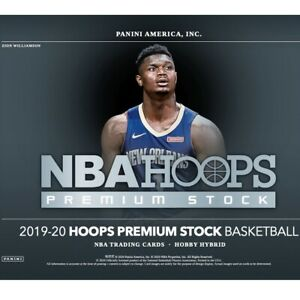 2019-20 Panini Hoops Premium Stock YOU PICK To Complete Your Set From List 1-280